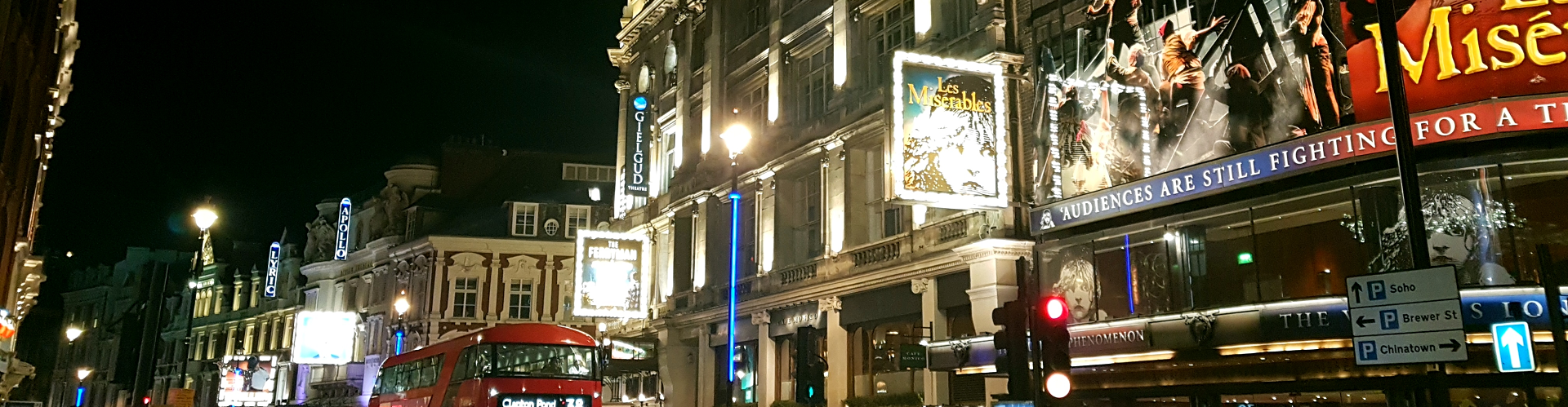 Her Majesty's Theatre – The Phantom of the Opera